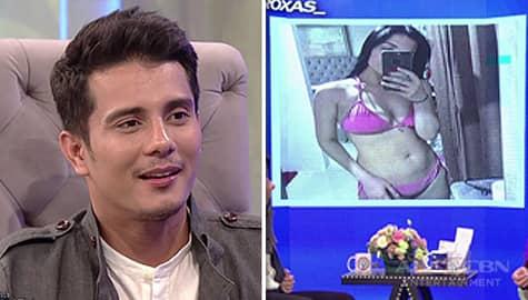 TWBA: Ejay Falcon, ni-reveal ang picture na pinag-awayan nila ng kanyang girlfriend Image Thumbnail