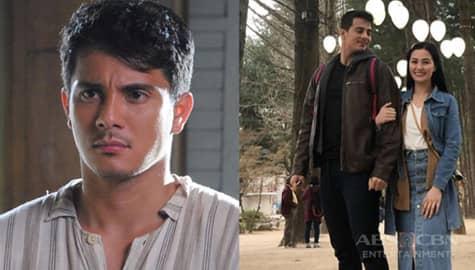 TWBA: Ejay Falcon, protective boyfriend nga ba? Image Thumbnail