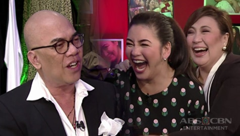 TWBA: Regine and Sharon answer Tito Boy's naughty questions! Image Thumbnail
