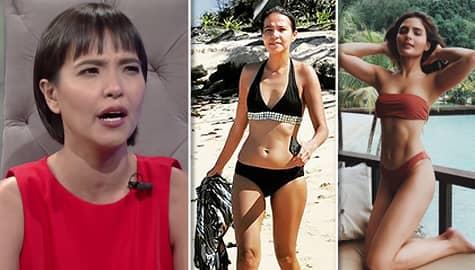 TWBA: Alessandra, tinapatan ang sexy photos ni Lovi Poe sa Instagram Image Thumbnail