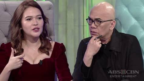 """TWBA: Bela, ibinahagi ang kakaibang experience niya sa shooting ng bagong pelikula na """"Mañanita"""" Image Thumbnail"""