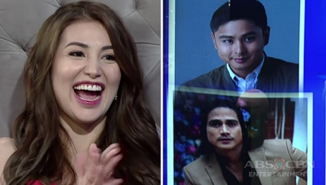 "TWBA: Nathalie Hart takes on the ""Harot o Hampas"" challenge Image Thumbnail"