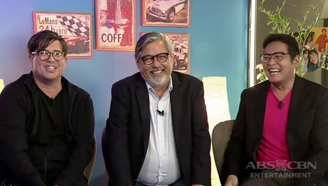 """TWBA: Aga, Joel and John talk about their movie """"Miracle In Cell No. 7"""" Image Thumbnail"""