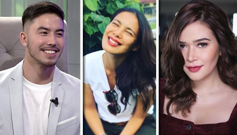 Wet, wild or sweet? Tony Labrusca describes his kissing scenes with Kapamilya celebrities Image Thumbnail