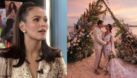 TWBA: Iza, pangarap na mag-honeymoon sila ni Ben sa Italy Image Thumbnail