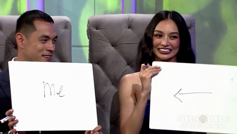 How well do they know each other? Jake Cuenca and Kylie Verzosa take the TWBA challenge! Image Thumbnail