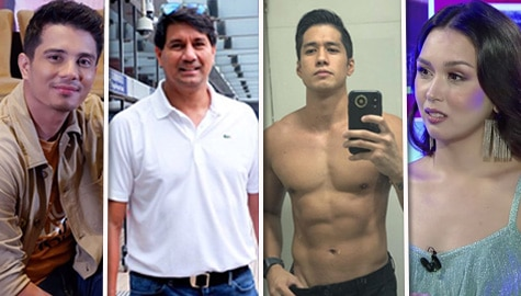 TWBA: Beauty, gustong maipinta in the nude sina Ejay Falcon, Richard Gomez at Aljur Abrenica