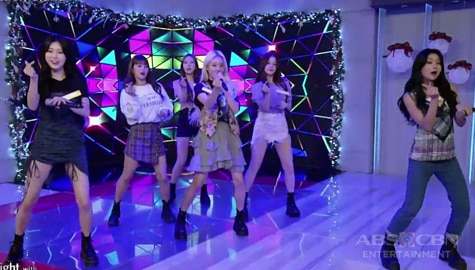 WATCH: MOMOLAND performs Boom Boom on TWBA! Image Thumbnail