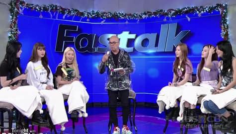 TWBA Throwback: Balikan ang nakakatuwang Fast Talk ng MOMOLAND! Image Thumbnail