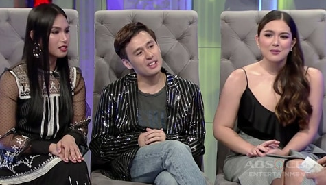 TWBA Fast Talk with Mela Habijan, Fifth Solomon and Ria Atayde Image Thumbnail