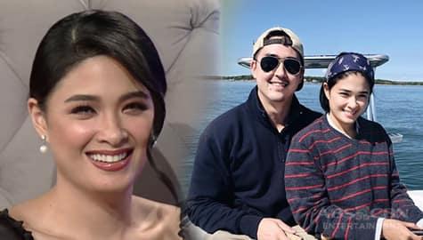 TWBA: Yam, engaged na nga ba sa kanyang longtime boyfriend na si Miguel? Image Thumbnail