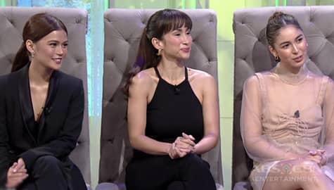 TWBA UNCUT: Maris Racal, Ina Raymundo and Julia Barretto's full interview Image Thumbnail