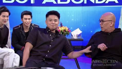 TWBA: Tito Boy, nakipagsabayan sa aktingan kasama sina Yves, McCoy at Joshua  Image Thumbnail