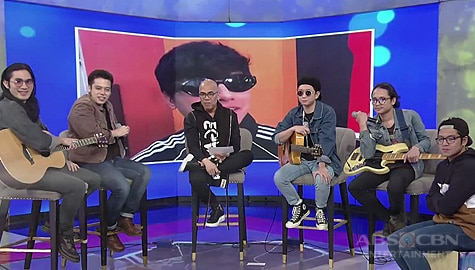 TWBA Fast Talk with Jose Carlito band