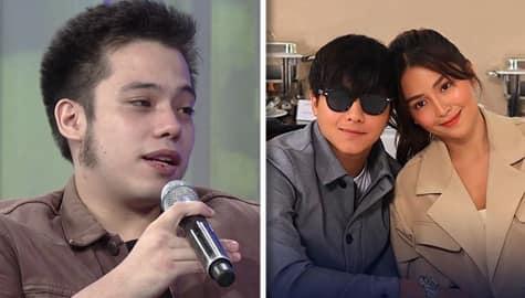 """JC Padilla on KathNiel's relationship: """"Sure na ako na sila ang magpapakasal"""" Image Thumbnail"""