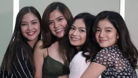 TWBA: Kilalanin ang mga bibida sa pelikulang Four Sisters Before The Wedding Image Thumbnail