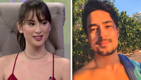 """Franki Russell on Marlon Stockinger: """"We're getting to know each other"""" 