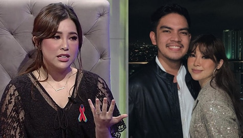TWBA: Moira Dela Torre talks about her married life with Jason Marvin Image Thumbnail