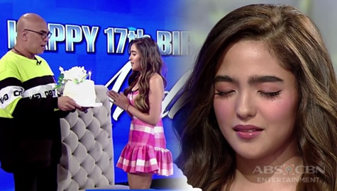 TWBA: Andrea Brillantes celebrates 17th birthday Image Thumbnail