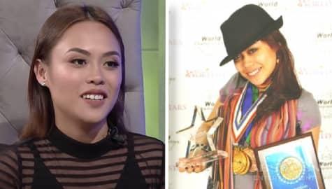 WATCH: Kim Molina recalls representing the Filipino community in Saudi Arabia with her amazing voice! Image Thumbnail