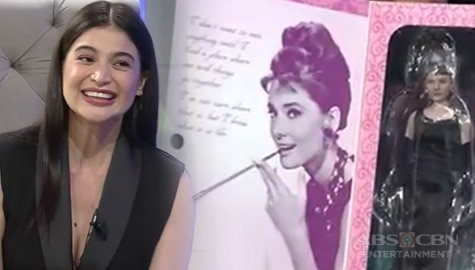 TWBA: Anne Curtis talks about her collection of Audrey Hepburn dolls Image Thumbnail