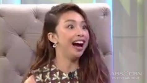 TWBA: Maymay, binalikan ang kanyang funny experience noong first time na pumasok sa sauna Image Thumbnail