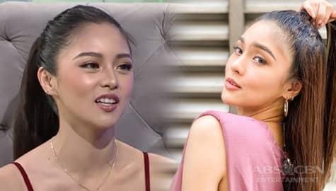 'Nahanap ko na 'yung joy ng hosting': Kim, masaya na maraming nakakapansin sa improvement niya bilang host | TWBA Throwback Image Thumbnail