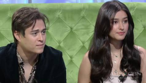 TWBA Throwback: LizQuen, may trivia tungkol sa kanilang first ever onsceen kiss