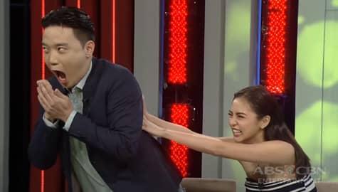 TWBA Throwback: Ryan Bang, may ibinuking tungkol kina Kim Chiu at Xian Lim Image Thumbnail