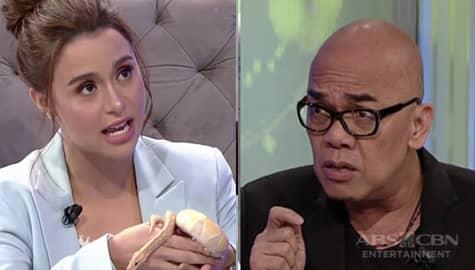 TWBA Throwback: Yassi Pressman, ipinakilala ang kanyang alagang ahas kay Tito Boy Image Thumbnail