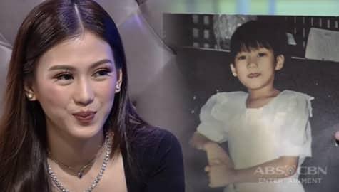 TWBA Throwback: Alex Gonzaga, may kwento sa likod ng kanyang throwback photos! Image Thumbnail