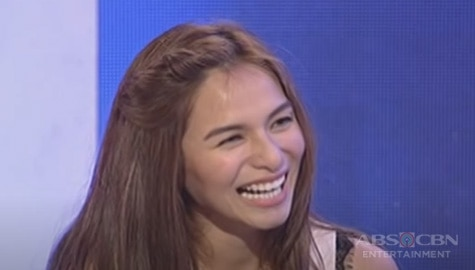 Jennylyn Mercado answers Tito Boy's Fast Talk questions!