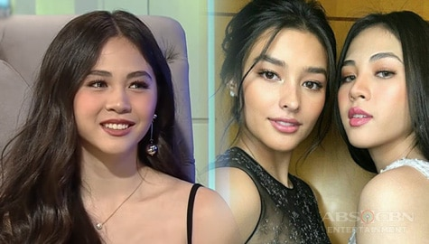 TWBA Throwback: Janella shares her thoughts on Liza Soberano's love advice for her Image Thumbnail