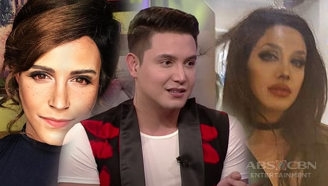 TWBA Throwback: Paolo Ballesteros reveals some fun facts about his viral make-up transformations Image Thumbnail