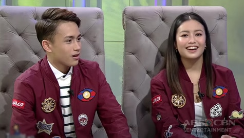 TWBA Throwback: Balikan ang UNCUT interview ng AshTan! Image Thumbnail