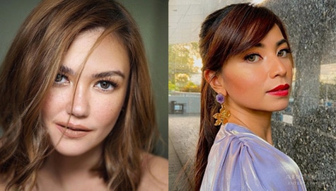 TWBA Throwback: Angelica Panganiban talks about her friendship with Glaiza de Castro Image Thumbnail