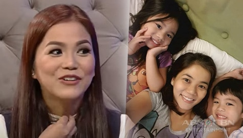 TWBA Throwback: Juris talks about the best part of being a mommy Image Thumbnail