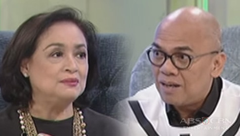 """Tito Boy asks Coney: """"Are you the mother you thought you would be?"""" 