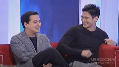 John Lloyd Cruz and Piolo Pascual answer Tito Boy's Fast Talk questions | TWBA Throwback Image Thumbnail
