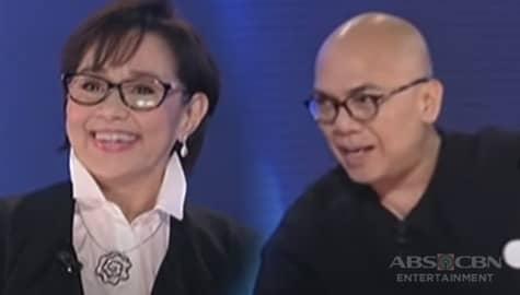 'Ilan ang gusto mong apo?': Vilma Santos gamely answers Fast Talk questions! | TWBA Throwback Image Thumbnail