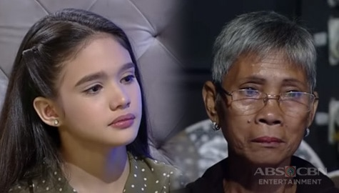 TWBA Throwback: Criza Taa expresses unconditional love for her grandmother Image Thumbnail