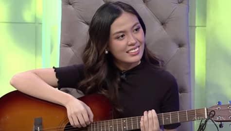 TWBA Throwback: Frankie Pangilinan sings her favorite Sharon Cuneta song Image Thumbnail
