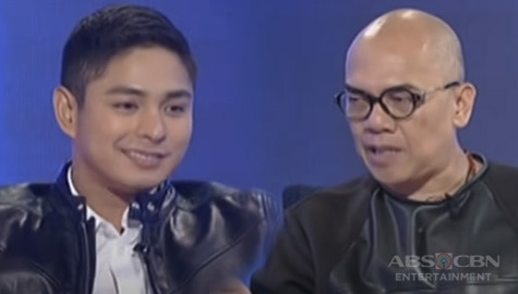 Coco Martin answers Fast Talk questions   TWBA Throwback Image Thumbnail