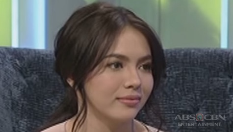 TWBA Throwback: Julia Montes reveal 5 things about her that people don't know about Image Thumbnail