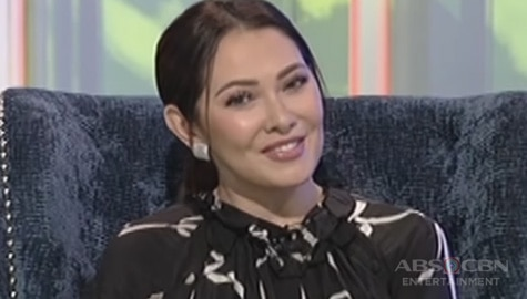 """Tito Boy asks Ruffa: """"What is your most beautiful flaw?""""   TWBA Throwback Image Thumbnail"""