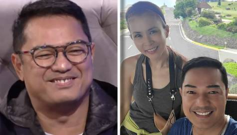 Sinong unang nangangalabit? Ariel Rivera answers Tito Boy's Fast Talk questions! | TWBA Throwback Image Thumbnail