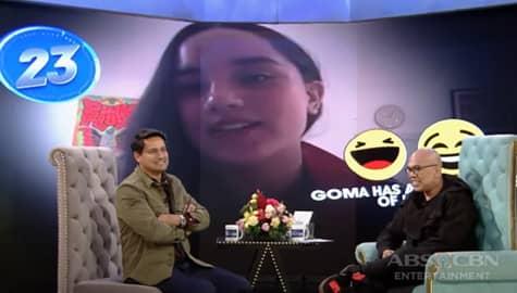 Juliana Gomez' revelations about her dad | TWBA Throwback Image Thumbnail
