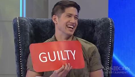 "THROWBACK: Aljur plays ""Guilty or Innocent"" challenge on TWBA Thumbnail"