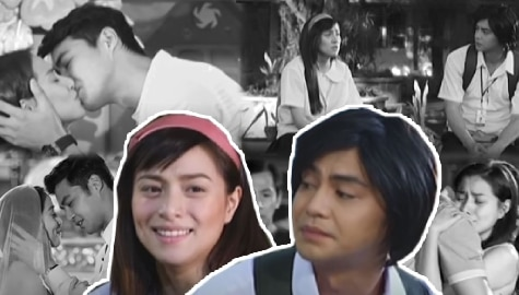 How Natoy and Irene's love story started in Tubig at Langis Image Thumbnail