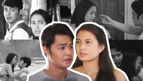 10 scenes that sparked Natoy and Clara's betrayal in Tubig at Langis  Image Thumbnail